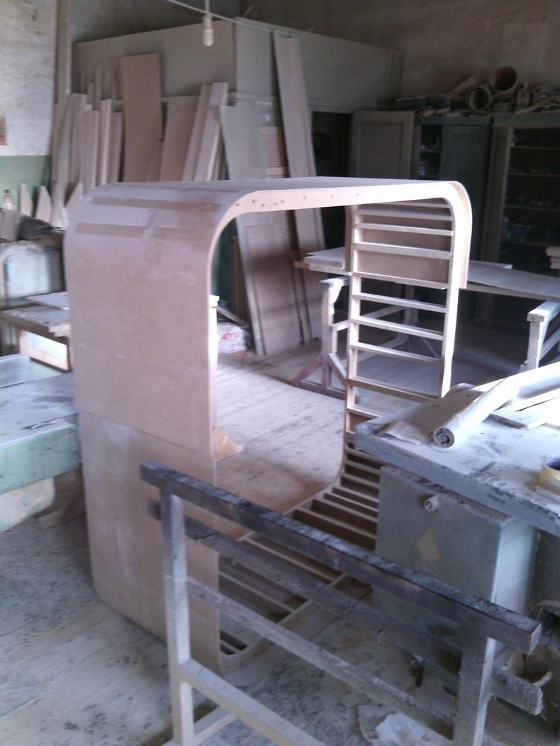 Производство авторской мебели