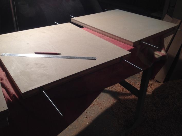 Производство фасада мебели