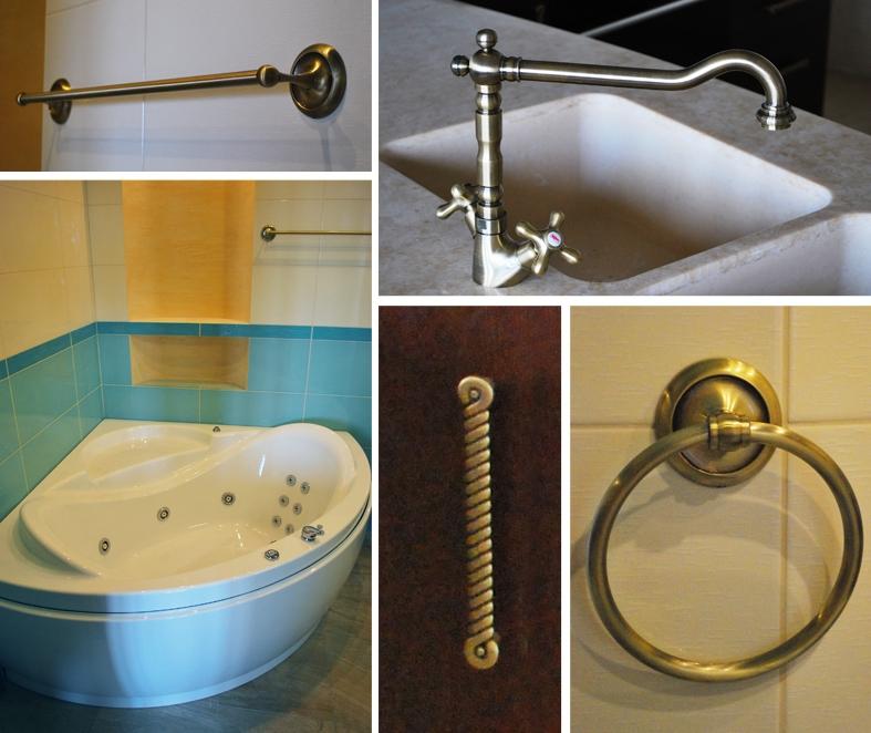 Установка ванной и сантехнической фурнитуры