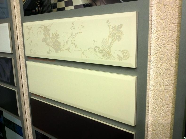 Подбор плитки в санузел для одного из наших проектов