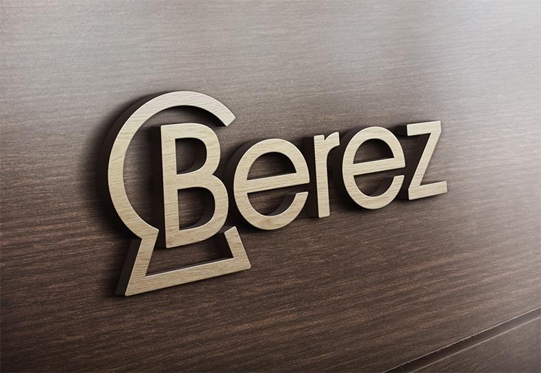 Экспериментируем с логотипом Berez