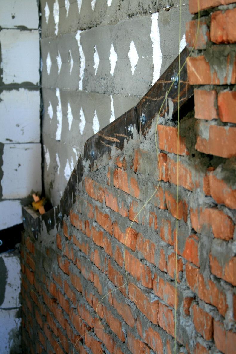 Изготовление закладного элемента для сложной лестницы