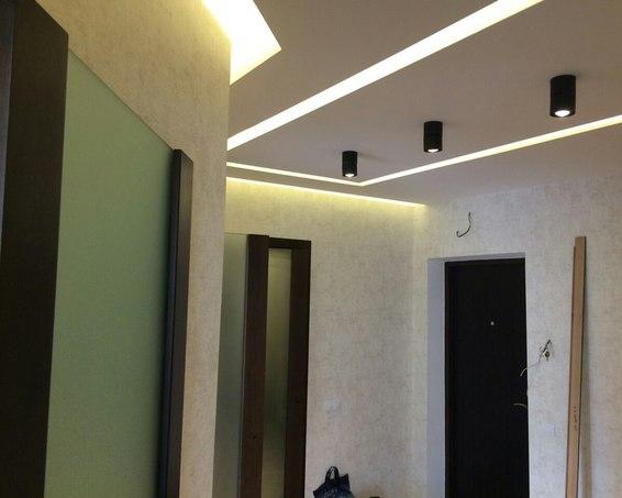 Ремонт квартиры на ул.Маршала Говорова