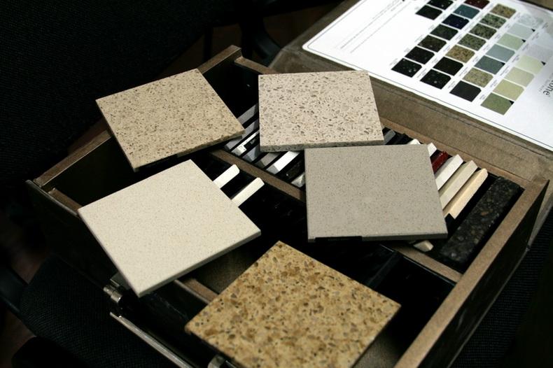 Выбор материала для изготовления столешницы кухни