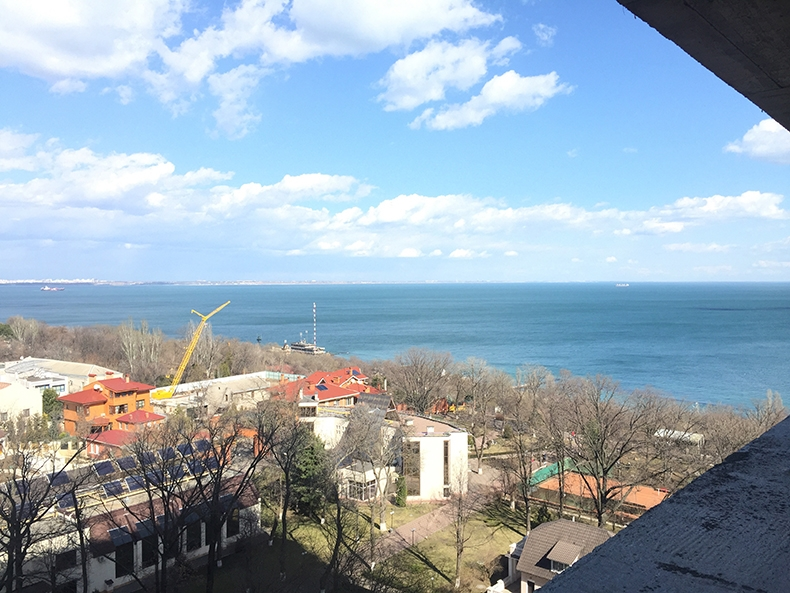 Дизайн интерьера квартиры в ЖК KANDINSKY Odessa Residence