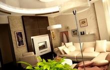 Дизайн - проект интерьера частного дома в современном стиле