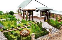 Дизайн прилегающей территории частного дома