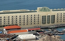 Дизайн фасада гостинницы