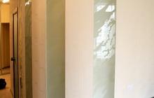 Декоративные панели из стекла
