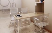 Разработка конструкций и изготовление офисной мебели