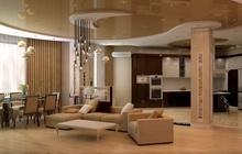 Дизайн - проект квартиры в стиле модерн