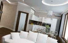 Дизайн - проект квартиры 95 мкв