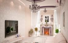 Дизайн интерьера квартиры в стиле современная классика
