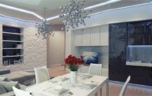 квартиры в современном стиле Ж.К. Белый парус