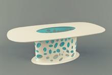 Дизайн обеденного стола в современном стиле