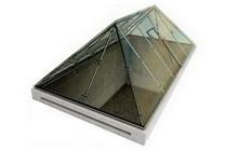 Моделирование и визуализация стеклянного купол на Приморском бульваре