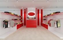 Дизайн магазина детской одежды «Юла»