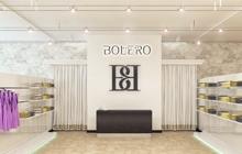 Дизайн магазина женской одежды «Bolero»
