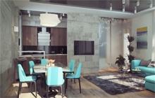 Дизайн интерьера дома в современном стиле село Фонтанка