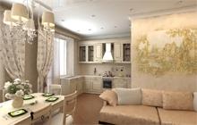 Дизайн интерьера  квартиры в классическом стиле
