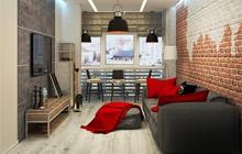 Дизайн квартиры в четвертой Жемчужине
