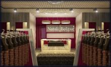 Интерьер магазина женской одежды Natali Bolgar