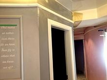 Радиусные двери в спа-салоне