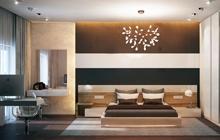 Дизайн квартиры в современном стиле, 9 Жемчужина
