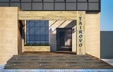 Дизайн фасада магазина Таировские вина