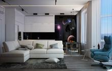 Квартира в современном стиле, Грандпарк