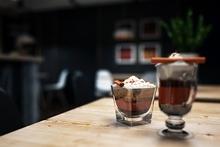 Дизайн кафе Creperie