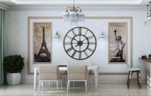 Дизайн интерьера дома в современной классике