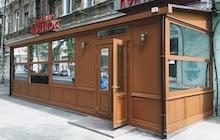 Пристройка к кафе «Понтиос»