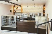 Ремонт кафе «Катя кейк»