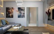 Дизайн интерьера квартиры ЖК «Изумрудный город»