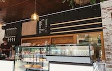 Ремонт кафе «Катя кейк - 2»