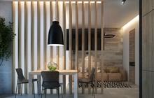 Дизайн интерьера квартиры ЖК «Бельетаж»