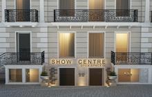 Дизайн фасада Show Centre