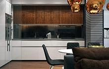 Дизайн интерьера квартиры в ЖК «Девятнадцатая Жемчужина»