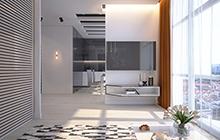Дизайн интерьера квартиры в ЖК «Девятая жемчужина»