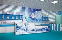 Дизайн интерьера студии очистки воды «Adams»