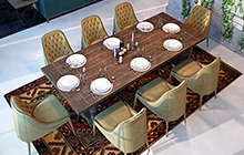 Дизайн интерьера дома в стиле лофт  «Сосновый берег»