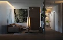 Дизайн интерьера квартиры в ЖК.  «Ассоль»