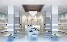 Дизайн интерьера магазина «HYPNOZ»