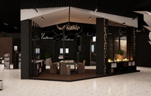 Дизайн интерьера салона плитки и сантехники «Mattoni»