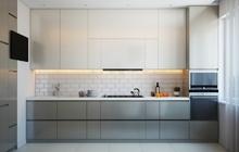 Дизайн интерьера квартиры в ЖК.  «Двадцать девятая Жемчужина»