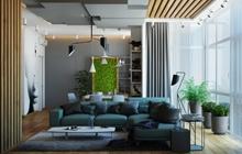 Дизайн интерьера квартиры в ЖК.  «GRAF»
