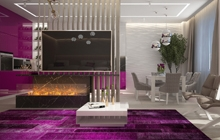 Дизайн интерьера квартиры в ЖК. «Жемчужина 6»