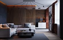 Дизайн интерьера квартиры в городе Киев