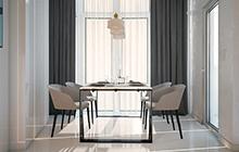 Дизайн интерьера квартиры СМУ 11